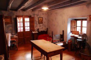 Casa tradicional asturiana
