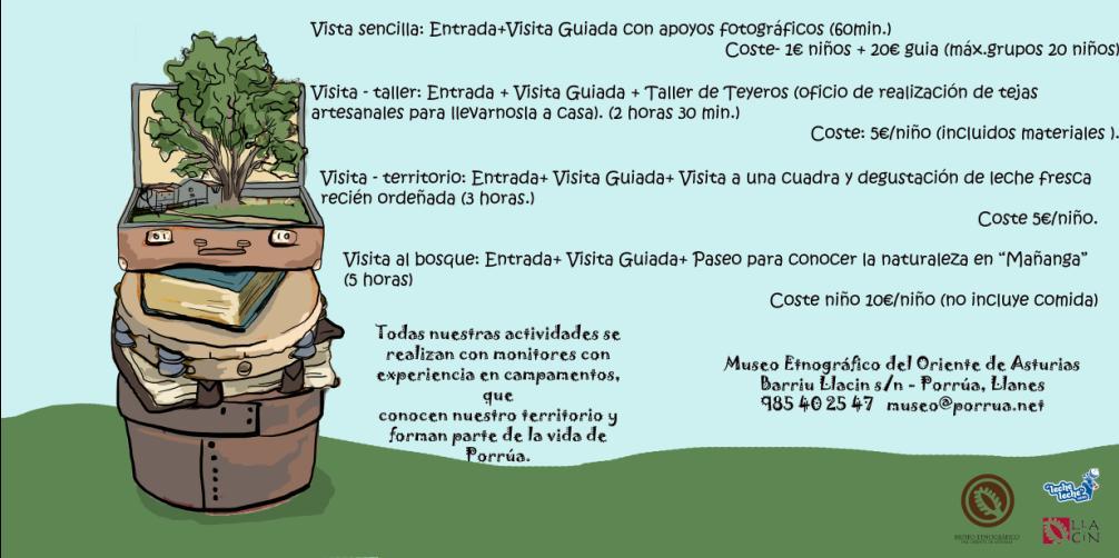 visita museo etnográfico del oriente de asturias