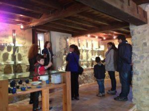 Visitas a museo etnográfico