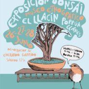 """Exposición temporal """"Bonsái""""- 26, 27 y 28 junio"""