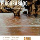Exposición de pirograbados de Juan Somohano – Abril y Mayo