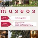 18 y 20 de mayo: Día Internacional de los Museos