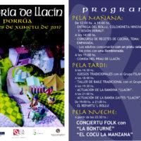 """SÁBADU 29 DE XUNETU – """"EL LLACINIEGU"""""""
