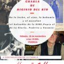 Charla y Magüestu en Llacín – 18 de noviembre