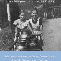 """Exposición de fotografías de Valentín Vega. """"La vida por delante, 1941-1951"""""""
