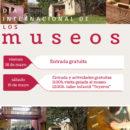 18 y 19 de mayo- Día Internacional de los Museos