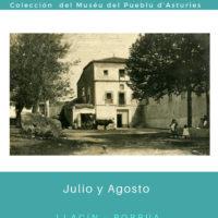 """Julio y Agosto – Exposición """"Archivo fotográfico El PROGRESO DE ASTURIAS """"-"""