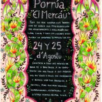 MERCÁU DE PORRÚA – 24 Y 25 D'AGOSTU